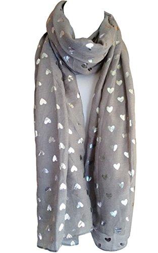 heart-scarf-glitter-hearts-love-print-fashion-ladies-womens-classy-party-wrap-grey