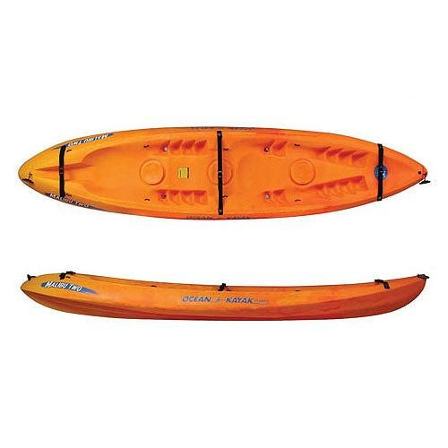 Ocean Kayak 12ft Malibu Two Tandem Sit On Top Recreational