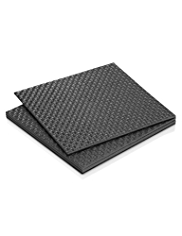 4 Textured Square Placemats