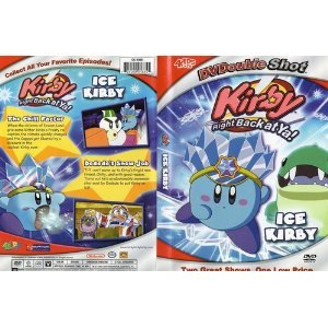 Kirby Right Back at Ya! Ice Kirby / 2 Full Episodes / DVD (Kirby Right Back At Ya Books compare prices)