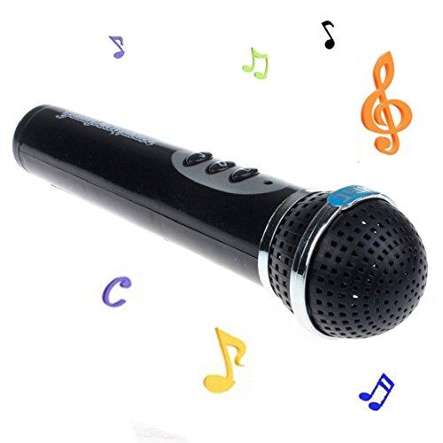 2015 neue Ankunft Mic Karaoke Gesang Mikrofon Cartoon Kinder Spielzeug tragen Musik Mikrofon Partei Geschenke