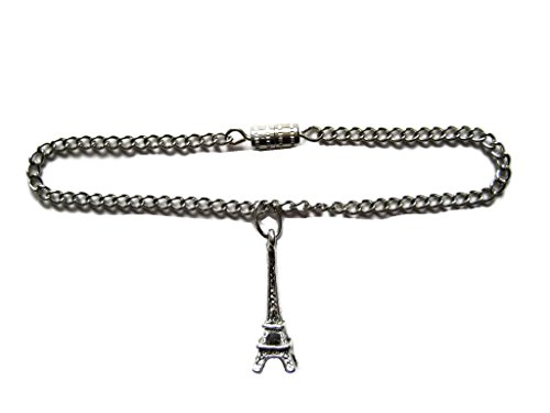 Glamerup: Paris Eiffel Tower Doll Necklace - Handmade to Fit Most 18 inch Dolls - 1