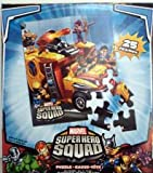 Marvel Super Hero Squad 25 piece puzzle ...