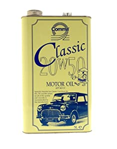 oils  additives  reviews  uk cheap comma clal   classic motor oil