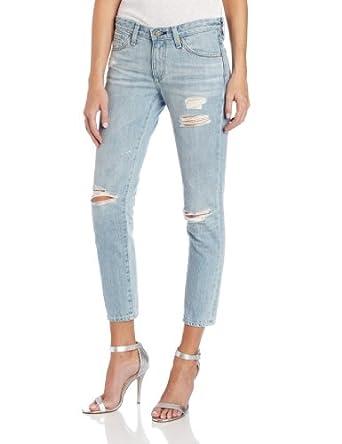 AG Adriano Goldschmied Women's Stilt Crop Jean, 26 Year Thrasher, 26