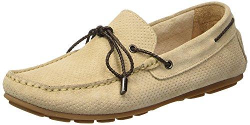 Shoemaker 8538256, Mocassini Uomo, Beige, 42 EU