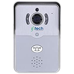 IFITech WiFi Enabled Video Door Bell with Mobile App - V3