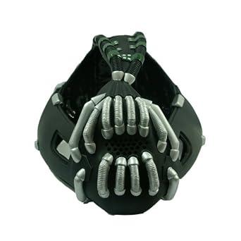Tdkr Mask Batman Bane Mask Costume - Updated Version