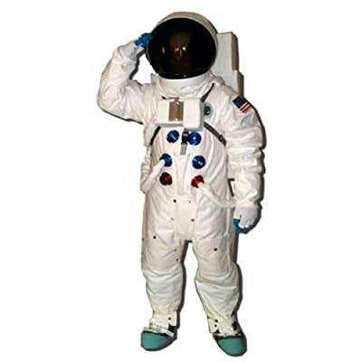 Amazon.com: Deluxe Apollo Astronaut Full Space Suit Replica
