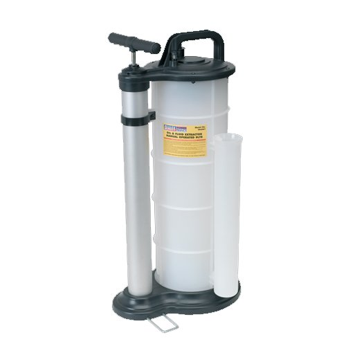 Sealey TP6901 9L Vacuum Oil and Fluid Extractor Manual