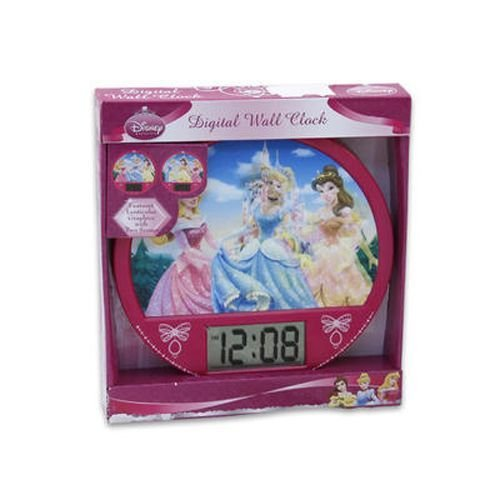 Princess Lenticular Wall Clock (6 Pieces)