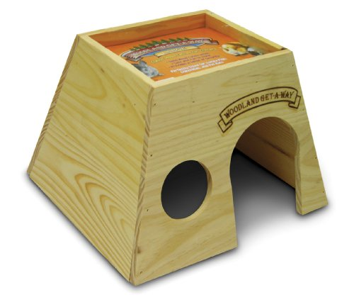 Super Pet Woodland Get-A-Way Large Guinea Pig House