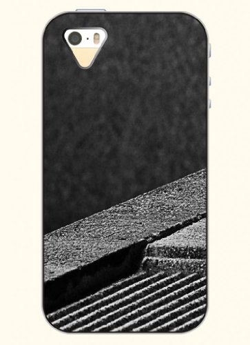 Oofit Phone Case Design With Concrete Wall For Apple Iphone 5 5S 5G
