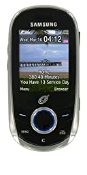 Tracfone Samsung T330G with Double Minutes for Life!