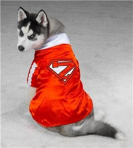 Pet Costume Mighty Mutt Super-Hero Small