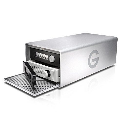 G-Technology G-Raid With Removable Drive 4Tb (Gen7) (0G03240)