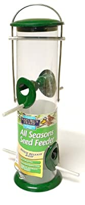 Cranswick Pet Products All Seasons Seed Feeder