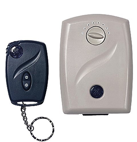 Ge Indoor Outlet Receiver With Keychain Remote 51135