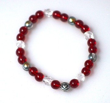 Valentines Day Gift Bracelet for Daughter