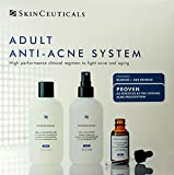 Skinceuticals Adult Acne System 3 Items Cleanser Toner Serum Fresh New Good Quality for Everyone Fast Shipping Ship Worldwide