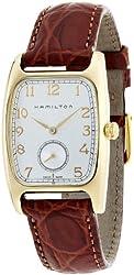 Hamilton Men's H13431553 Boulton Silver Dial Watch