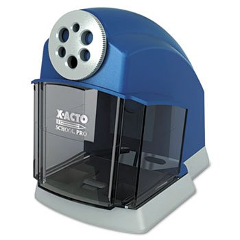 X-Actotm Boston® School Pro® Electric Pencil Sharpener Sharpener,Elec,Pro,Bgy (Pack Of2)