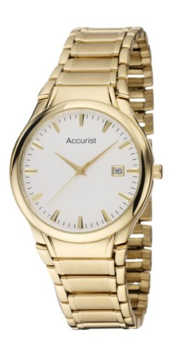 Accurist Gents bracelet watch MB864W