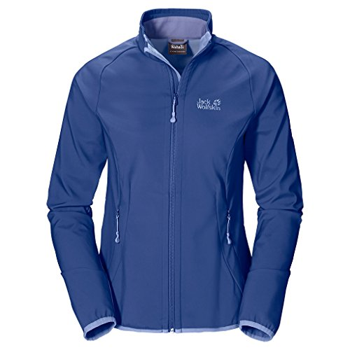 Jack Wolfskin ULTRAVISION JACKET WOMEN blueberry