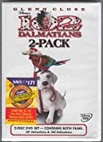 101 Dalmatians (Widescreen) & 102 Dalmatians (Full Screen) - 2 Pack