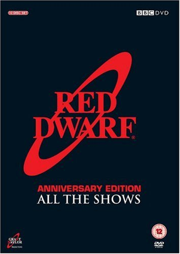 Red Dwarf: Anniversary Edition – All The Shows