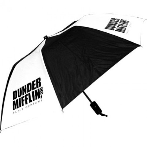 Dunder Mifflin Inc. Auto Umbrella