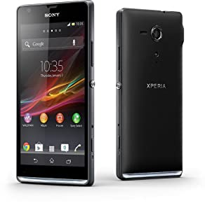 Sony Xperia SP SIM-free Android Smartphone - Black (discontinued by manufacturer)