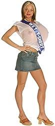 Wet T-Shirt Winner Adult Costume (Size 6-12)