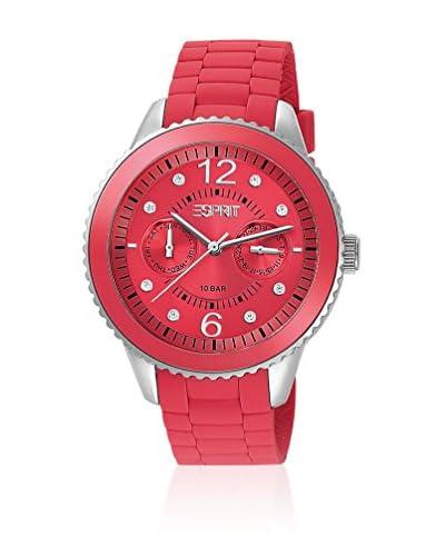 Esprit Reloj de cuarzo Woman Coral 42 mm