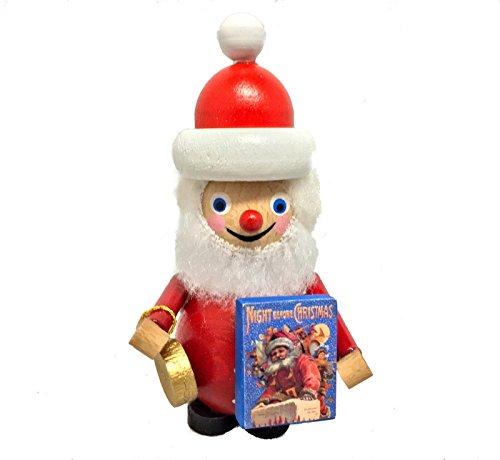 German Wooden Santas