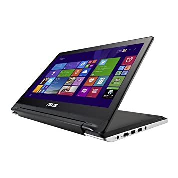 "Asus TP300LA-DW240H Ordinateur Portable Hybride Tactile 13"" (33,02 cm) Noir (Intel Core i3, 4 Go de RAM, 1 To, Intel HD Graphics 4000, Windows 8.1)"