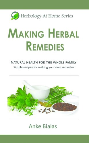 Making Herbal Remedies (Herbology At Home)