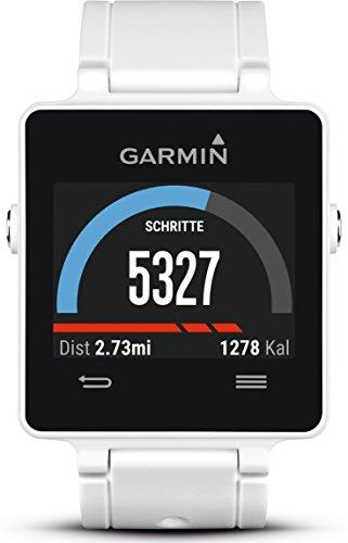 Garmin-vvoactive-White-Bundle-Includes-Heart-Rate-Monitor