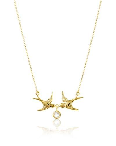 Eddera Love Bird Necklace