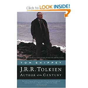J.R.R. Tolkien: Author of the Century by T. A. Shippey