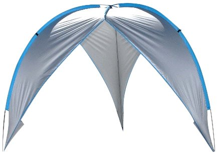 Abo Gear Junior Tripod Tent (8- X 8- X 6.5-Feet) front-390566