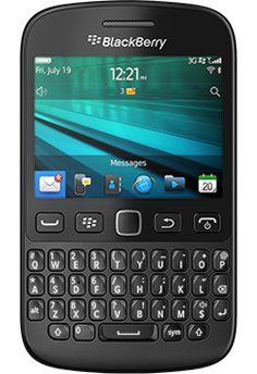Blackberry 9720 Sim Free Smarpthone - Black Black Friday & Cyber Monday 2014