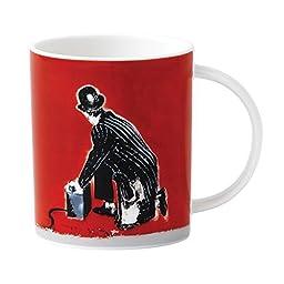 Royal Doulton Nick Walker Mug, Rat Attack by Royal Doulton