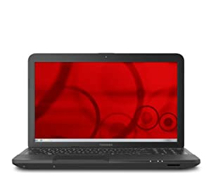 Toshiba Satellite C855D-S5230 15.6-Inch Laptop (Black)