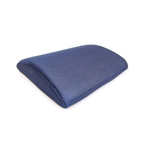 66fit elite coussin coccyx en mousse visco lastique bleu 25 x 30 x 6 cm coussins traversins et. Black Bedroom Furniture Sets. Home Design Ideas