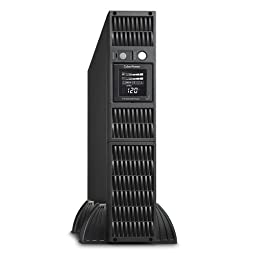 CyberPower PR1500LCDRTXL2U Smart App Sinewave UPS 1500VA 1500W SNMP/HTTP Rack/Tower