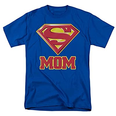 Superman: Super Mom T-Shirt