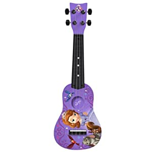 First Act SF285 Sofia the First  4-String  Mini Guitar