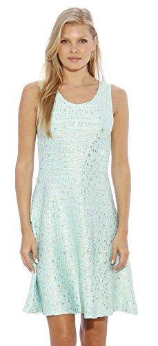 CS401128-M Christian Siriano New York Designer Dresses - Skater Dress