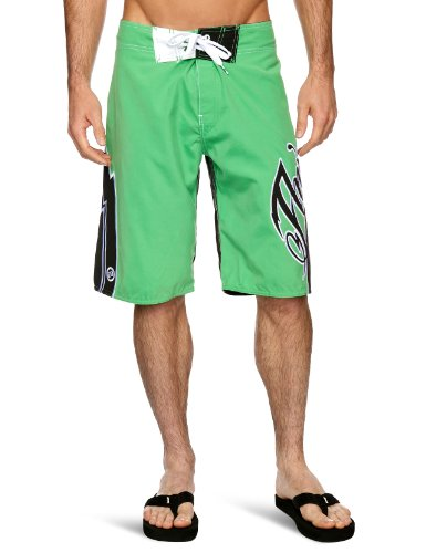Animal Barrhead Men's Swim Shorts Kelly Green Large CL2SA123 - J39 - 34